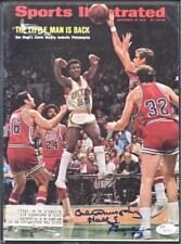 Calvin Murphy Signed Sports Illustrated Magazine (November 16, 1970)  JSA COA