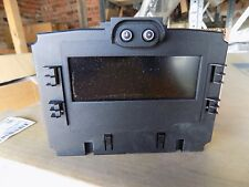 90589765 OEM Opel Zafira A Display Multifunktionsanzeige GM Centre Console Disp