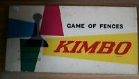 Vintage Kimbo Board Game - Waddingtons