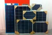 NEW 12volt Energy+ Poly Solar Panels 5w/10w/20w/40w/50w/80w/100w/120w/150w/250w