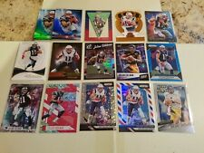 JULIAN EDELMAN LOT PRIZM REFRACTOR PARALLEL #'D(low as /7)  NE PATRIOTS