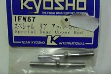 KYOSHO TIRANTE M5 SUPERIORE POST LUNG 50 MM SPECIAL REAR UPPER ROD ART IFW57