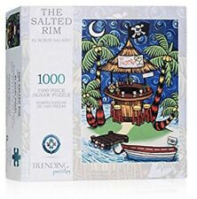 The Salted Rim by Pam Hobbs 1000 piece Jigsaw Puzzle Tropical Key West Inspired