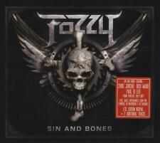 Fozzy-sin and Bones (Limited Edition) - CD NUOVO