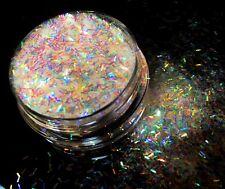 10ml Crystal iridescent Tinsel Glitter Pot-Nail Face Eye Body Festival Cosmetic