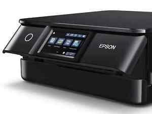 Epson Expression Photo XP-8600 Print/Scan/Copy Wi-Fi Printer, Black Free Deliver