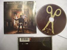 SCISSOR SISTERS Ta-Dah  – 2006 Argentinian CD – Electro, Glam Rock – V RARE!