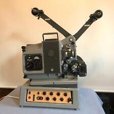 Bauer P5 16mm Projektor mit Verstärker in hervorragendem Zustand