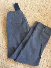 New! Brandy Melville gray autumn corduroy pants NWT sz S