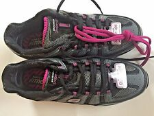 Skechers Women's Shape Ups Kinetix Response Sneaker Black/Hot Pink Size 9.5US