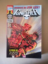 PUNISHER disegni JIM LEE Marvel Mega n°5 1996 Italia  [G815]
