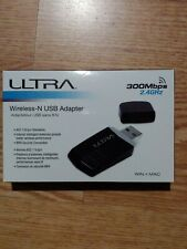 Wireless-n Usb Adapter 300mbps for Win and Mac