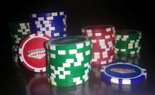 VINTAGE lot of Las Vegas Casino Souvenir Poker Chips
