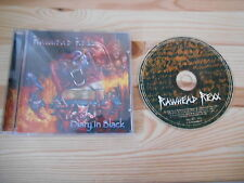 CD Metal Rawhead Rexx - Diary In Black (12 Song) AFM