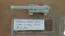 54mm Heavy Naval Gun  18th Century  - Honse