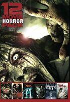 12 Film Horror Pack DVD Box Set Brittany Murphy, Thora Birch