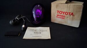 GENUINE TOYOTA FACTORY RARE WARNING FLASHER