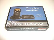 NEW STRYKER SR-89MC VERSION 2 AM FM 10m COMPACT AMATEUR RADIO **EXTRA CHANNELS**