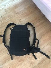 lowepro Protactic 350 Aw backpack camera bag with rain protector