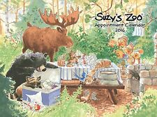 Suzy's Zoo - 2016 Appointment Calendar (9x12)