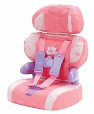 Casdon Baby Huggles Doll Car Seat Booster with Seatbelt for Dolls 710
