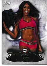 Alicia Fox 2015 Topps WWE Undisputed Card # 9