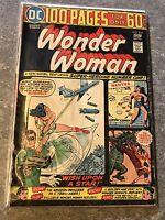 Wonder Woman Comic #214 (Oct-Nov 1974, DC) 60 Cents Comics Books