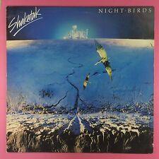 Shakatak-Aves Nocturnas-Polydor Jorge - 1059 ex condición A1/B1