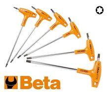 Serie di 6 chiavi maschio piegate per viti Beta 97ttx/s6