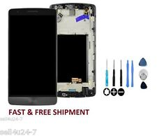 LG G3 D850 D851 D852 VS985 LS990 LCD Digitizer+Touch Screen Assembly Grey Frame