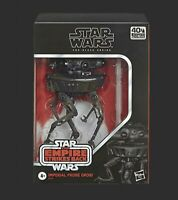 """Star Wars The Black Series Imperial Probe Droid D3 (6"""" scale) COLLECTOR'S GRADE"""