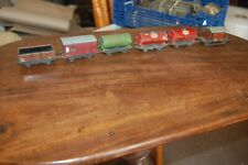 6 ASSORTED HORNBY DUBLO TINPLATE WAGONS