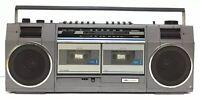 Sears Cassette Player AM/FM Radio SR 3000 Series Model 564.21340450 Boombox