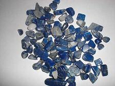 Small NATURAL BLUE LAPIS LAZULI CRYSTAL 100% rough/specimen 50g Please Read