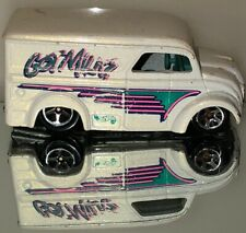 Hot Wheels Dairy Delivery GOT MILK Loose +