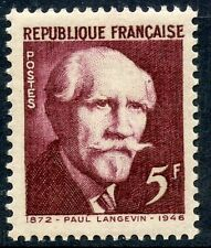 STAMP / TIMBRE FRANCE NEUF N° 820 * PAUL LANGEVIN