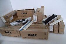 LOT-25 Dell AX510 Multimedia Black Sound Bar Speakers w/Knob Volume C730C DW711