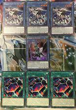 Cyberse-Magier Ritual Monster Set CYHO-DE026 7 Karten Yu-Gi-Oh DEUTSCH NEU #157