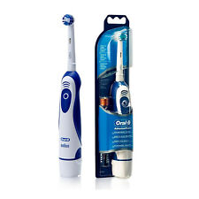 Oral-B Brosse à dents électrique Advance Power 400 Fonctionnant sur batterie