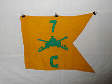 flag347 Vietnam 7th  Armored Cavalry  Squadron C  Guide On