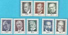 Liechtenstein aus 1968/69/72 ** postfrisch MiNr.503-505, 512-513, 570-572!