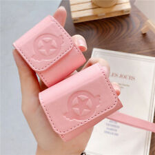 Cardcaptor Sakura Star Airpods Leather Case for Apple Airpods Pro Earphone Cover