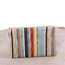 Women Handbag Straw Day Clutch Envelope Bag Casual Ladies Summer Bag