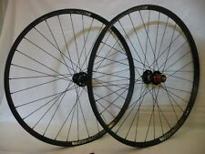 Ryde Trace Trail 25 29er and 650b 28mm wide tough mountain bike wheels.