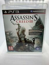 Assassin's Creed 3-PS3