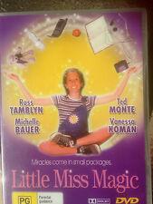 LITTLE MISS MAGIC * DVD USED  *