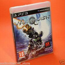 VANQUISH PS3 tutto in italiano nuovo