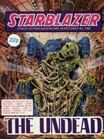 COMPLETE STARBLAZER Comics on 2 PC-DVD DISCS
