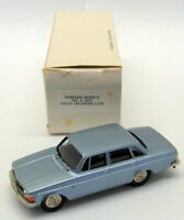 Rob Eddie 1/43 Scale Model Car NO.2 - 1973 Volvo 144 Grande Luxe - Blue