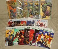 Ultimate Universe Wolverine Vs. Hulk/Avengers/Power/New Ultimates more lot of 60